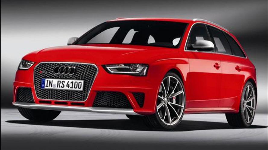 Audi RS 4, la nuova generazione sarà anche per gli USA