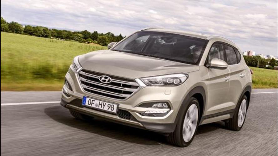 Hyundai Tucson, il crossover silenzioso [VIDEO]