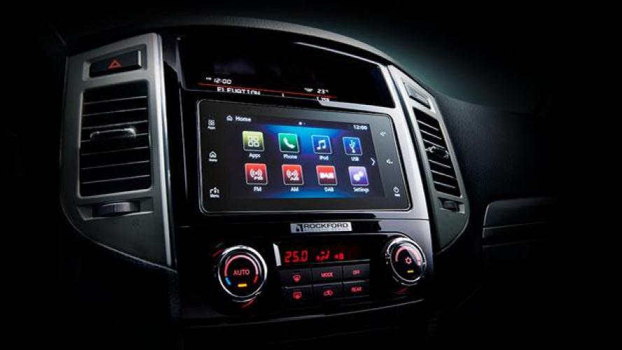 """Mitsubishi Pajero, prove di """"anti-Spotify"""" giapponese con AWA"""