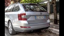 Skoda Octavia Wagon G-TEC, la prova consumi da Roma a Bologna