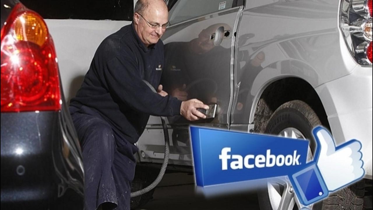 """[Copertina] - Per officine e ricambi il business è sempre più """"social"""""""