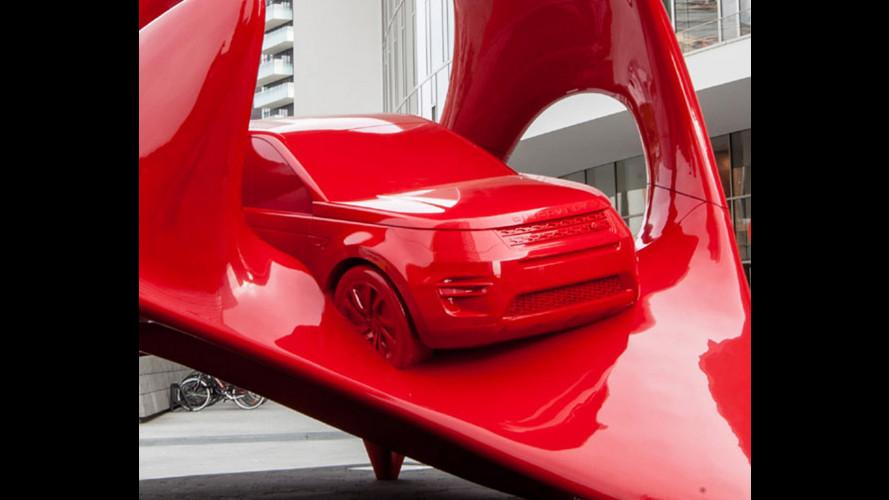 Milano Design Week, Land Rover ha uno