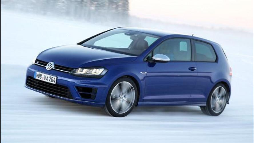 Nuova Volkswagen Golf R, se la GTI non vi basta