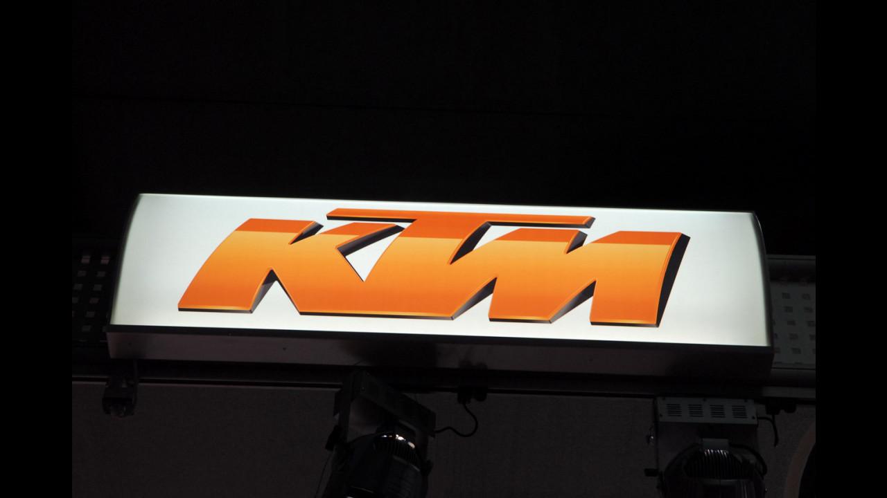KTM al Motor Show 2007