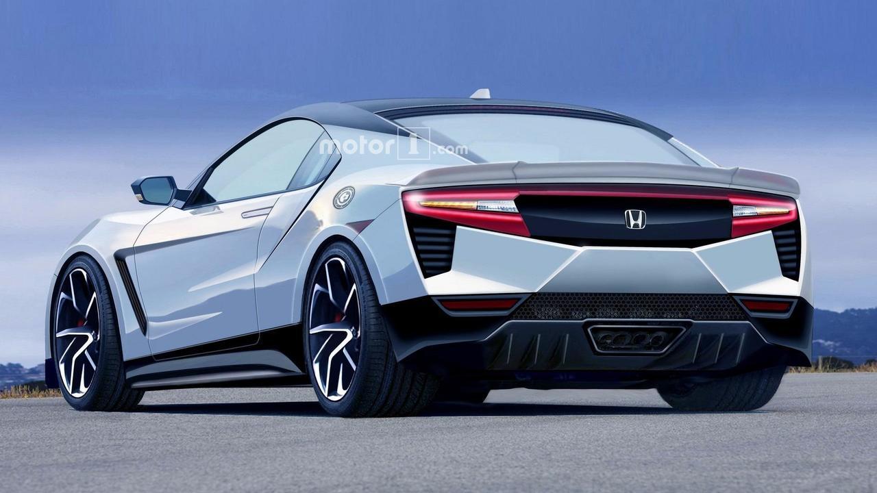 2019 Honda S2000 render