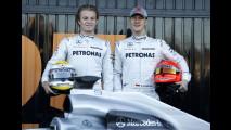 F1: Mercedes Gp W001