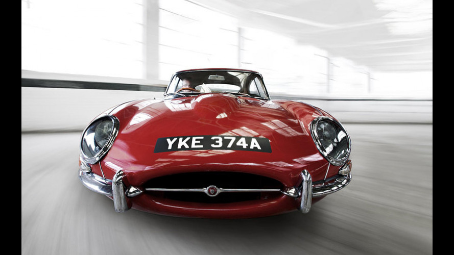 "Jaguar XK ""E-Type Celebration"""