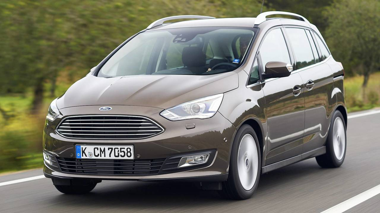 Ford Grand C-Max –from £22,555