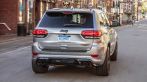 2018 Jeep Grand Cherokee Trackhawk: First Drive