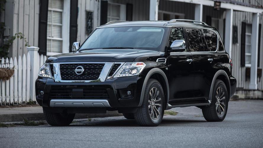 ¿Y si llegara el Nissan Armada como rival del Toyota Land Cruiser?