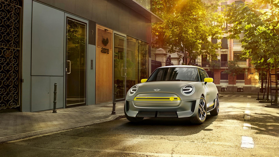 MINI Electric Concept, futuro ecológico