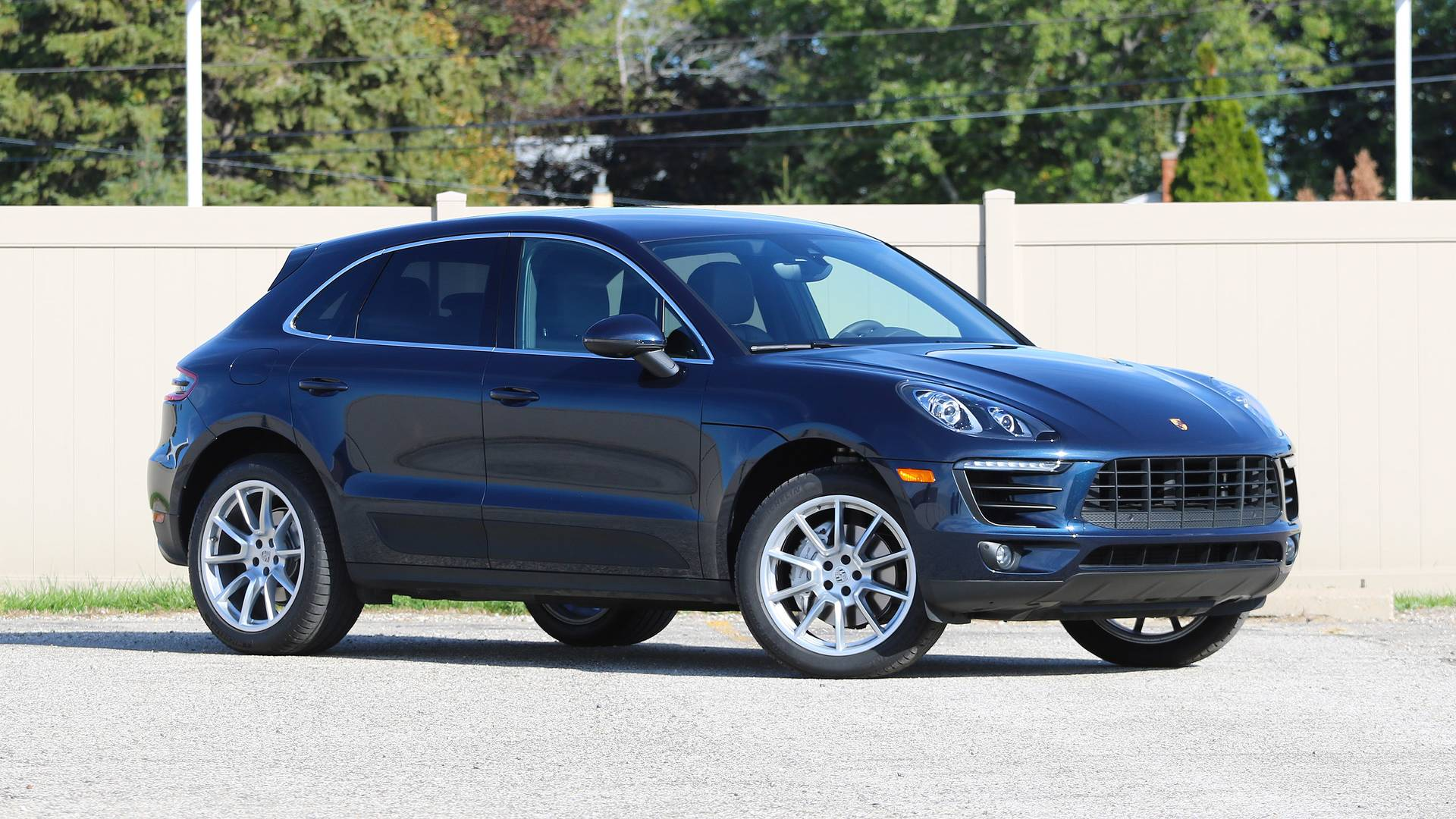 2017 Porsche Macan S Review Sports Car On Stilts