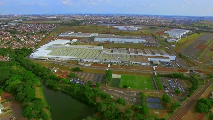 Produção do Novo Civic: um passeio pela fábrica da Honda (vídeo)