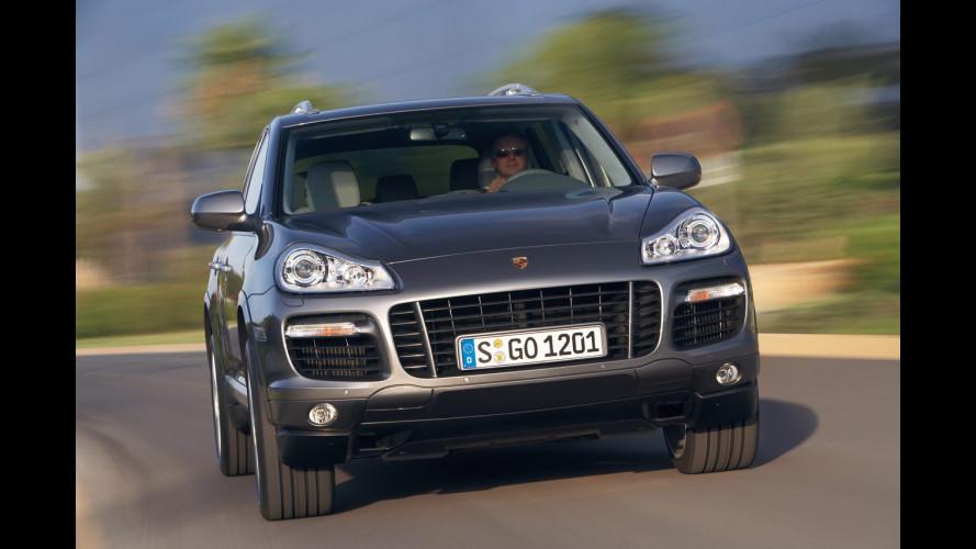 Porsche Cayenne: è arrivata!