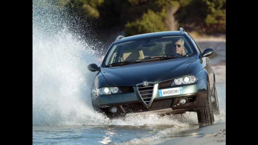 Alfa Romeo Crosswagon e Q4