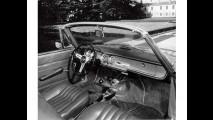 Giulia Sprint GTC 1964  Cruscotto