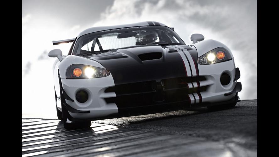 Dodge Viper ACR-X: il video dell'avvio produttivo
