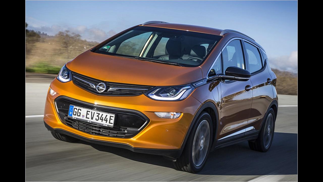 Opel aktuell