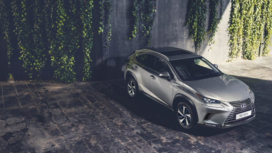 Les ventes de Lexus décollent en Europe