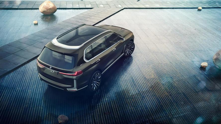 BMW X7 Concept Leaked Photos