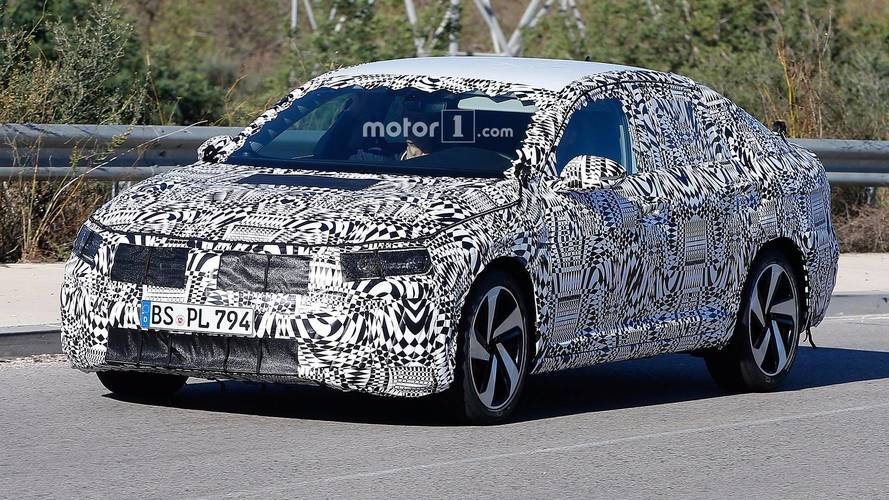 2020 VW Jetta GLI spy photos