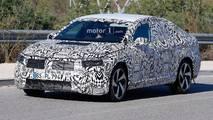 2020 VW Jetta GLI spy photos