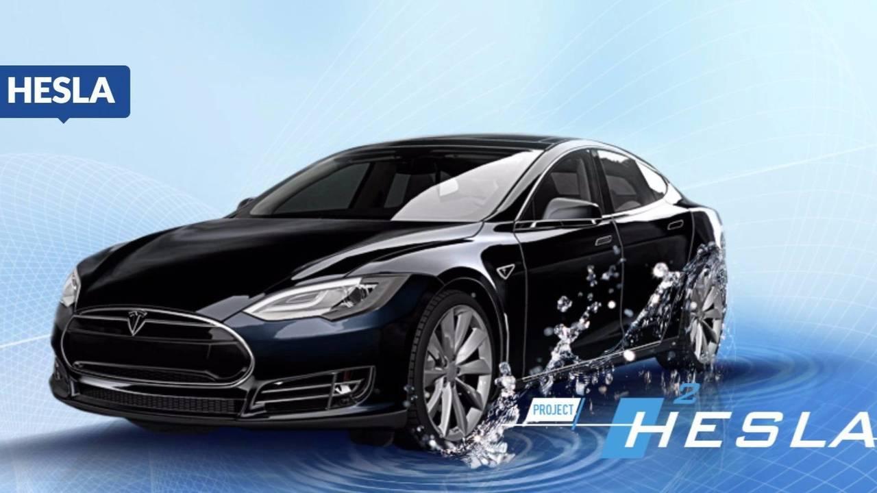 Hesla Model S Hydrogène