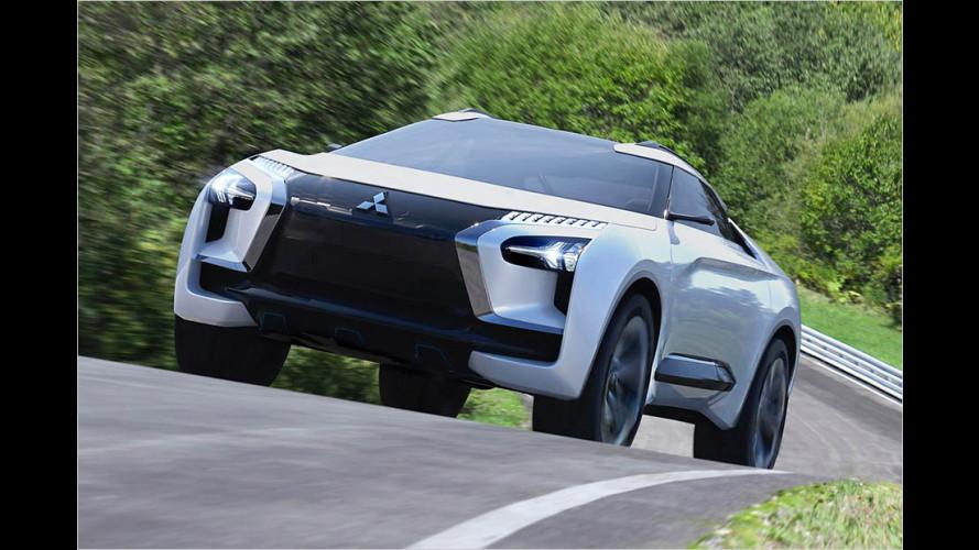 Mitsubishi e-Evolution Concept auf der Tokyo Motor Show 2017