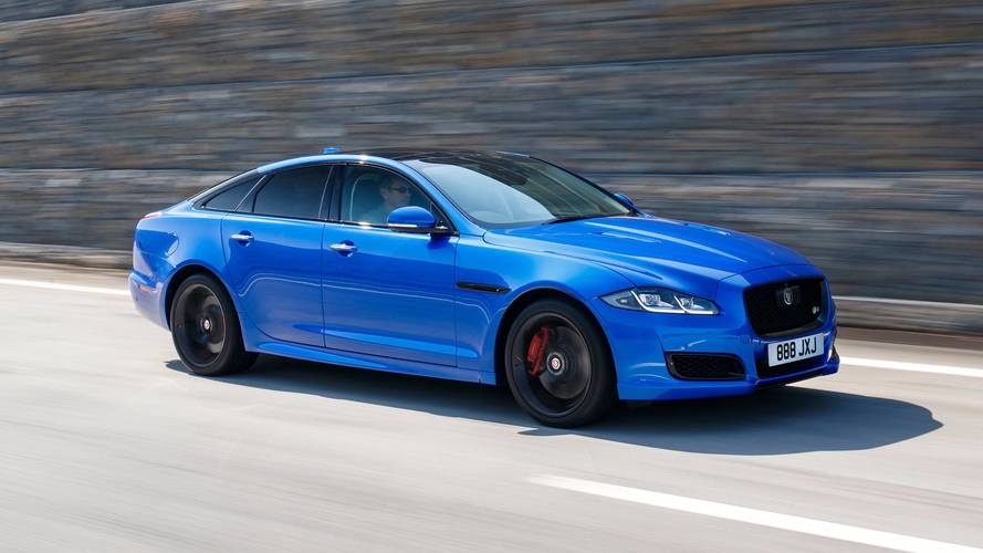 2017 Jaguar XJR575 first drive