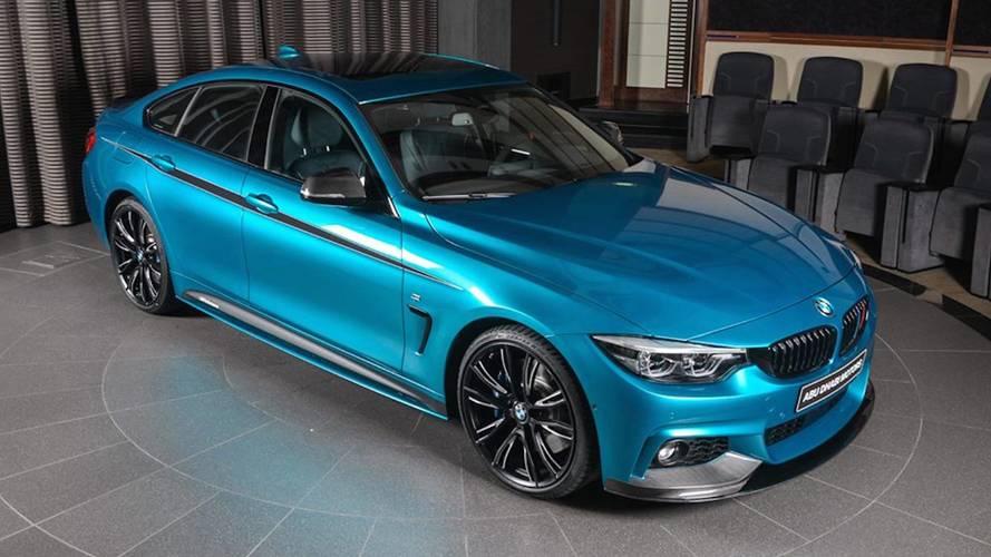 El paraíso para los fans de BMW está en Abu Dhabi