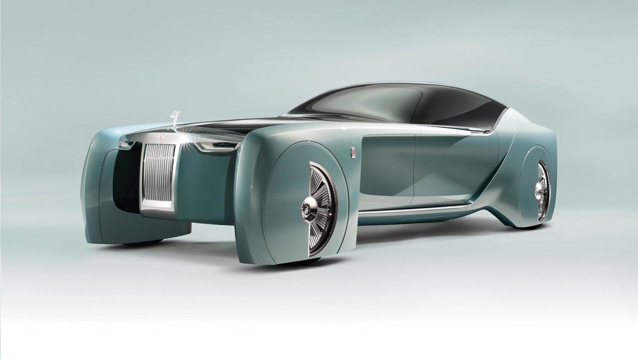 Rolls-Royce Vision Next 100 Konsepti