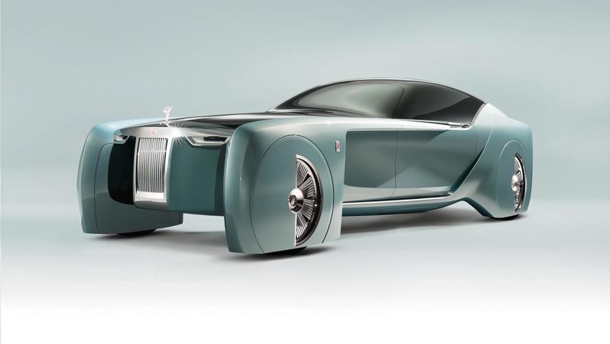 La Rolls-Royce elettrica si farà su base BMW i7