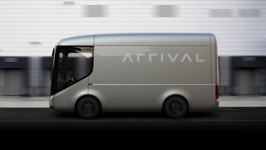Furgonetas eléctricas Arrival (Royal Mail)