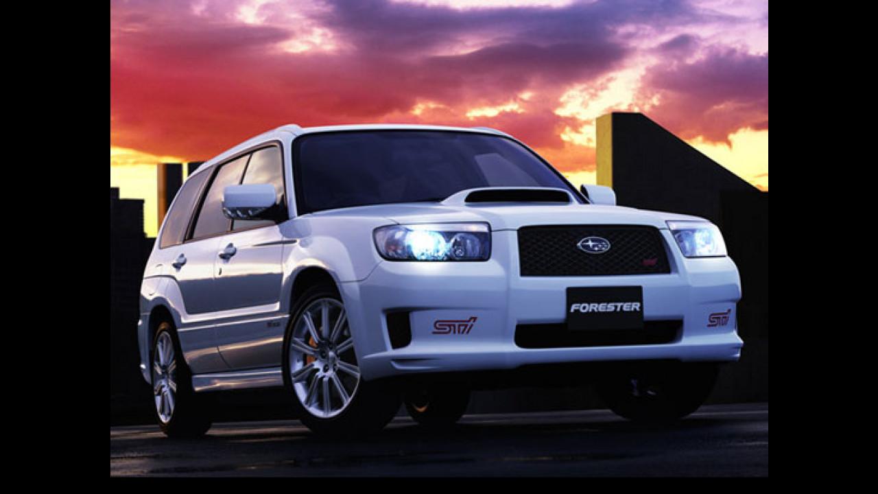 Subaru Forester STI