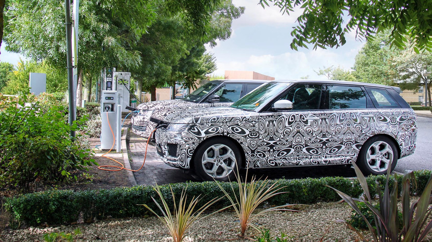 Range Rover Plug-in Hybrid Confirmed