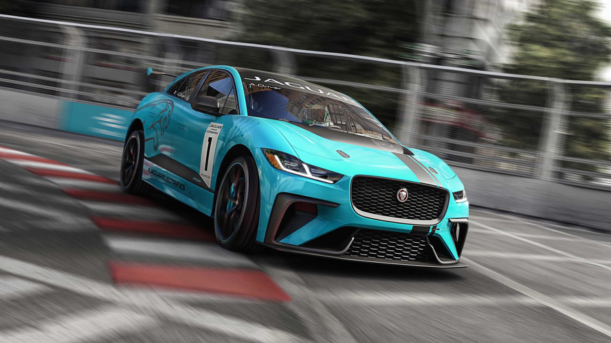 RLL becomes first team to join Jaguar electric racing series
