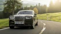 2018 Rolls-Royce Phantom: İlk Sürüş