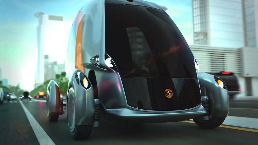 Autonomous Continental Bee Concept Removes Sting From City Driving