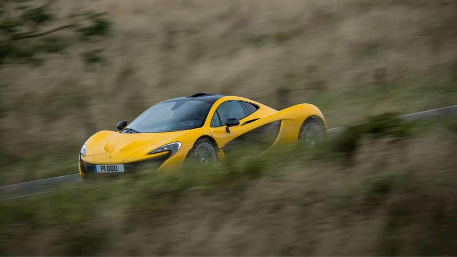 McLaren P1 5th anniversary
