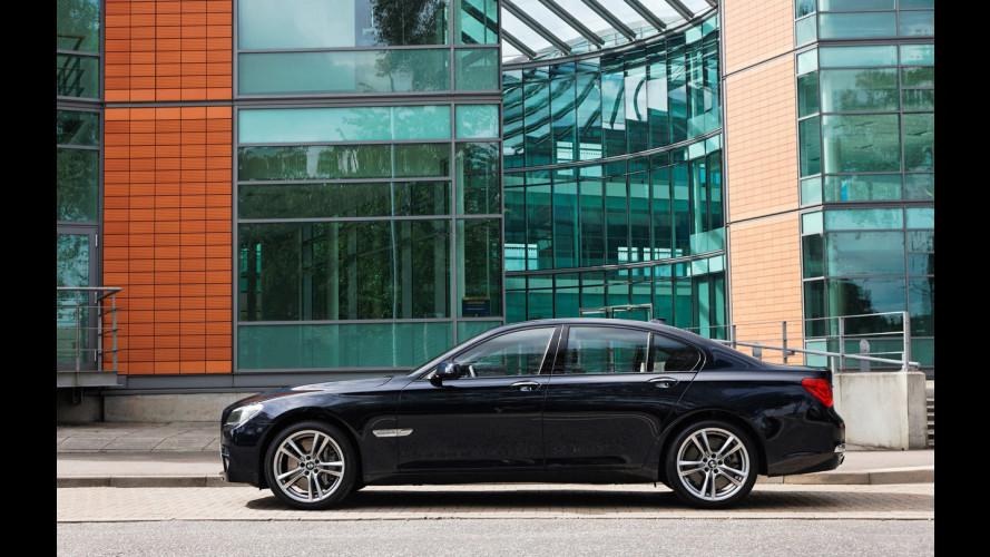 Versioni xDrive per BMW Serie 5 GT e 740d