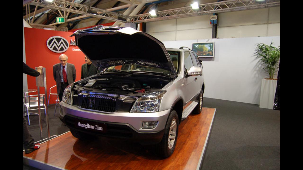 Martin Motors al Motor Show 2006