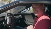 John Cena 2017 Ford GT