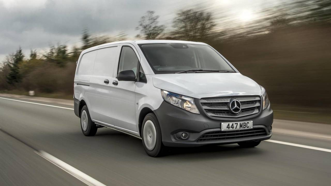 Mercedes-Benz adds vans to its scrappage schemes