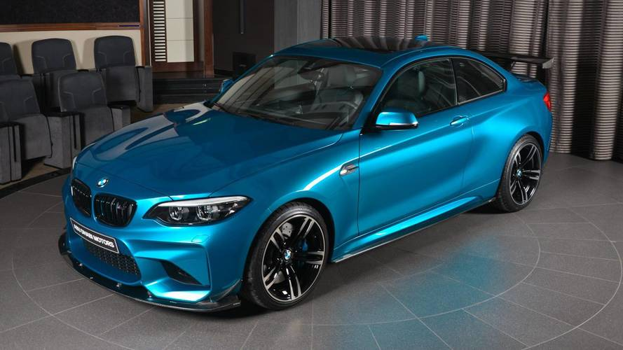 ¿El BMW M2 Coupé más espectacular que has visto?