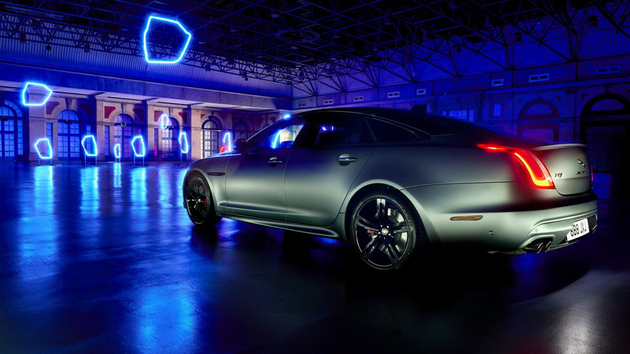 Jaguar XJ to remain company's flagship model