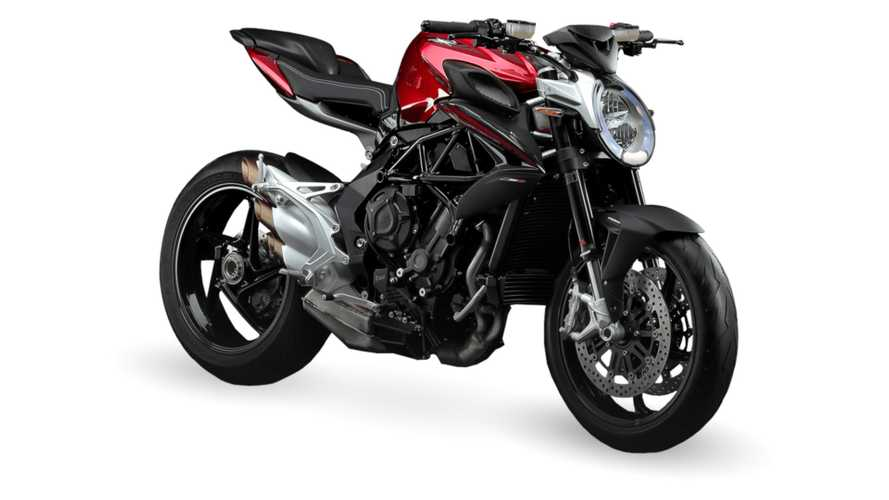 MV Agusta Hints Brutale, Dragster 800 Updates Ahead Of EICMA