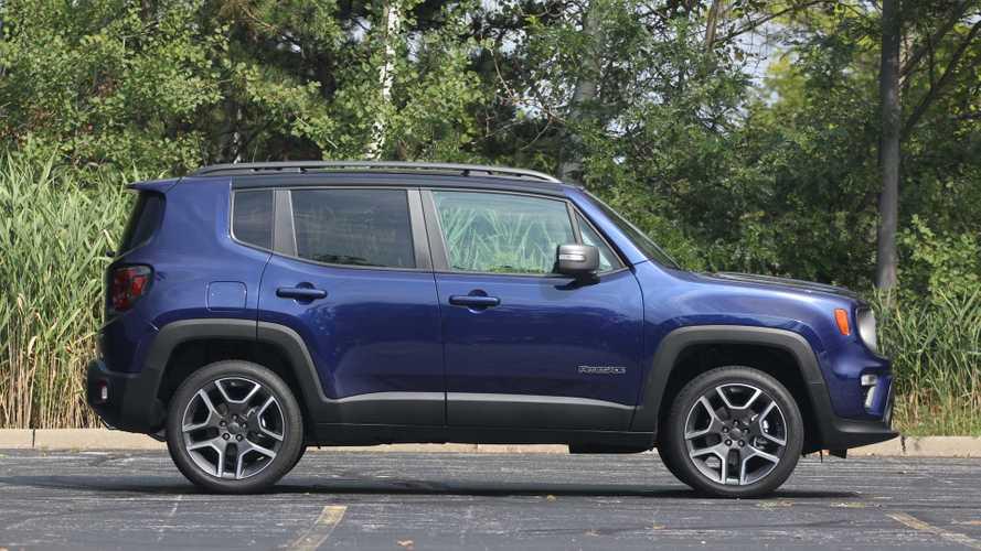 Jeep Renegade Limited >> 2019 Jeep Renegade Limited: Review   Motor1.com Photos