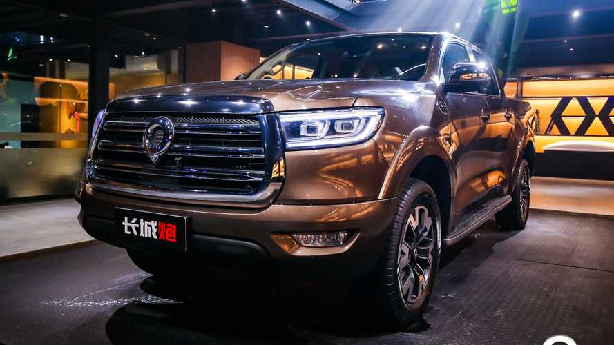Picape chinesa da Great Wall quer disputar liderança global com Ford