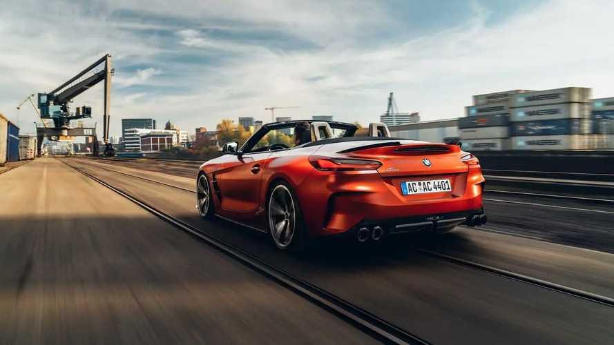 BMW Z4 2020 by AC Schnitzer