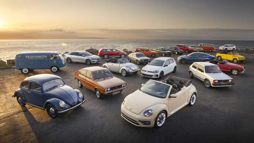 Take A Look Back At The First 70 Years Of VW In America